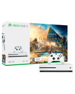 Игровая приставка Microsoft Xbox One S 500 Gb White + Assassin's Creed: Истоки