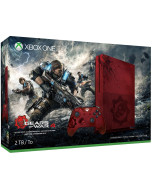 Игровая приставка Microsoft Xbox One S 2TB Limited Edition + Gears of War 4