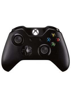 Геймпад Microsoft Xbox One S Wireless Controller Black (Xbox One)