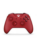 Геймпад Microsoft Xbox One S Wireless Controller Красный (WL3-00028) (Xbox One)