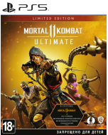 Mortal Kombat 11 Ultimate Limited Edition (PS5)