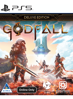 Godfall Deluxe Edition (PS5)