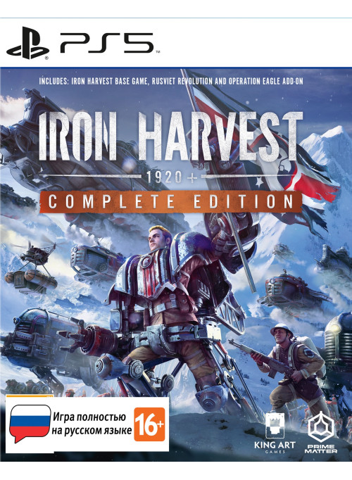 Iron Harvest: Complete Edition (PS5)