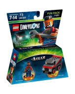 LEGO Dimensions Fun Pack (71251) - The A-Team (B.A. Baracus, B.A.'s Van)