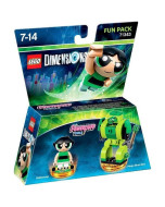 LEGO Dimensions Fun Pack (71343) -The PowerPuff Girls (Buttercup, Mega Blast Bot)