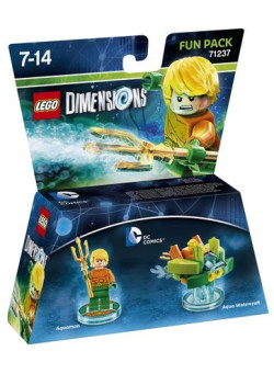 LEGO Dimensions Fun Pack (71237) - DC Comics (Aquaman, Aqua Watercraft)