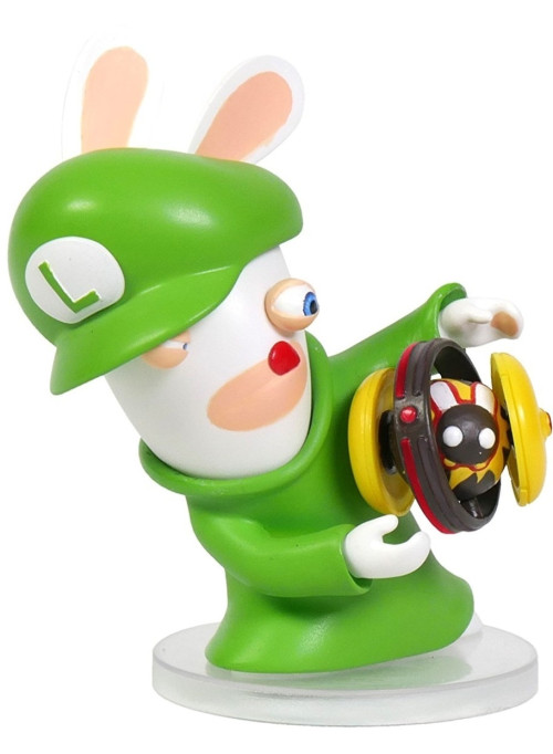 Фигурка Mario + Rabbids Kingdom Battle Rabbid Luigi (16 см)