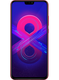 Смартфон Honor 8X 128Gb Red (JSN-L21)