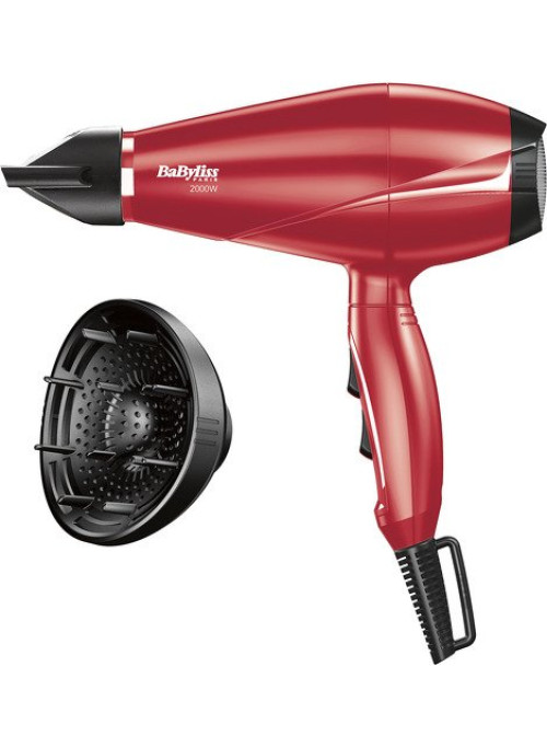 Фен Babyliss Fashion Dryer 6604RPE