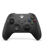 Геймпад беспроводной Microsoft Xbox One/Series X|S Wireless Controller Carbon Black (чёрный) (QAT-00002)