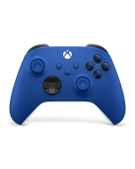 Геймпад беспроводной Microsoft Xbox One/Series X|S Wireless Controller Shock Blue (синий) (QAU-00002)