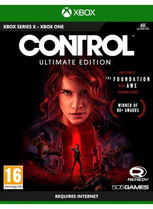 Control Ultimate Edition (Xbox One/Series X)