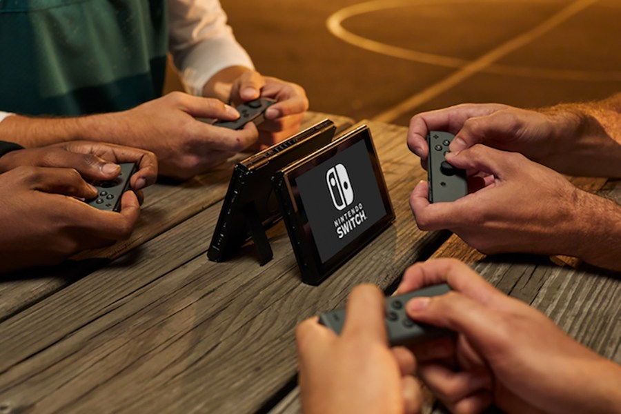игры на Nintendo Switch