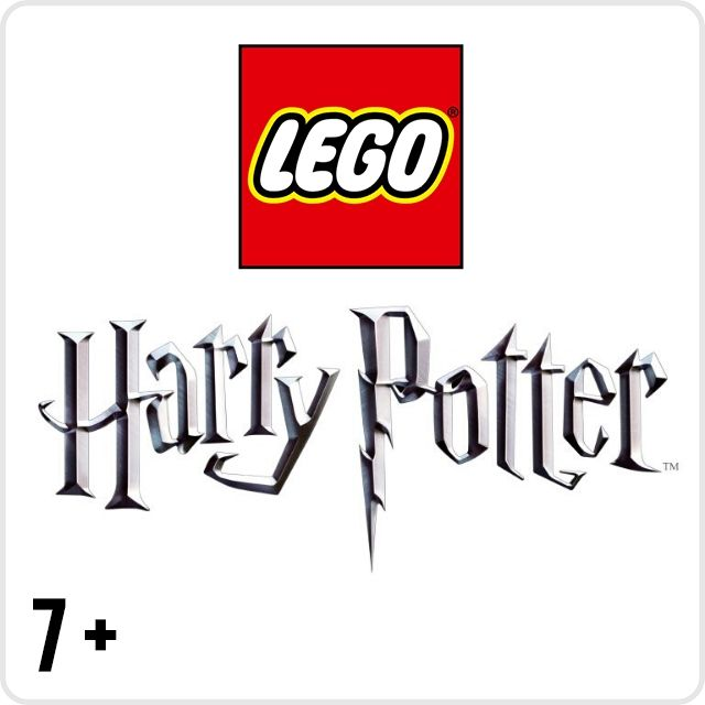 Конструкторы LEGO Harry Potter (Гарри Поттер)