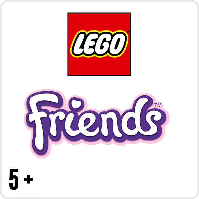 Конструкторы LEGO Friends (Подружки)